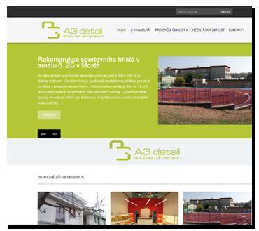 A3 Detail s.r.o. - Projektová a inženýrská činnost v investiční výstavbě